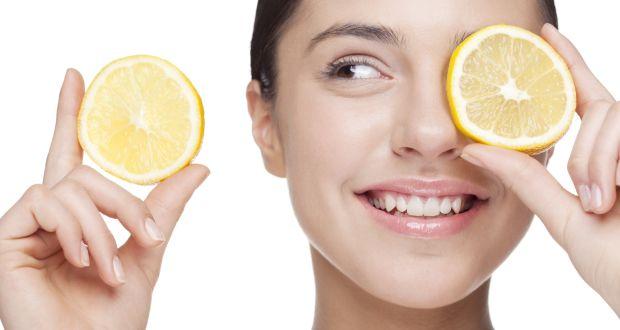lemon2Memutihkan Wajah Dengan Alami